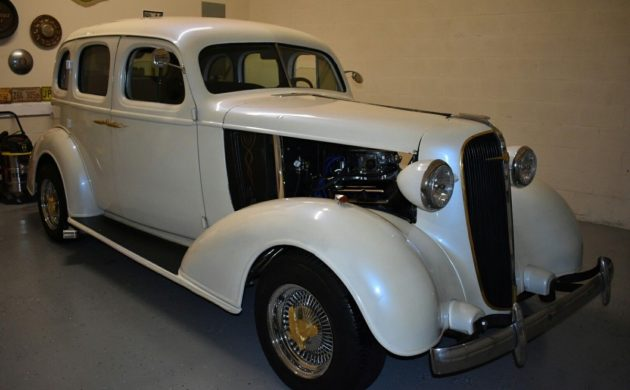 Ready to Roll: 1936 Chevrolet Master Deluxe