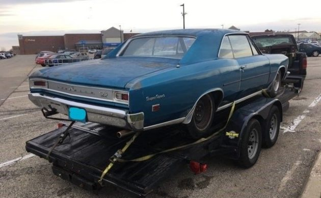 396/4-Speed Project: 1966 Chevrolet Chevelle SS