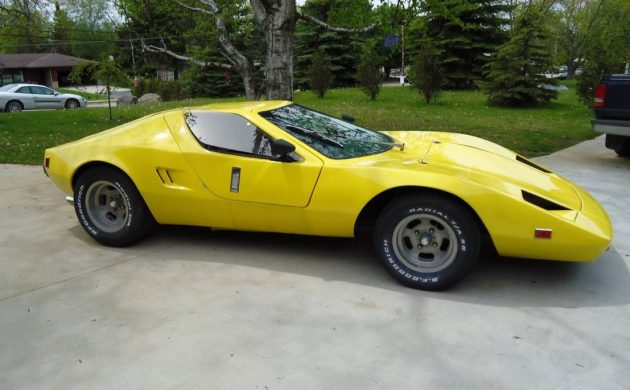 Needs Tune Up: 1975 Cimbria Kit Car
