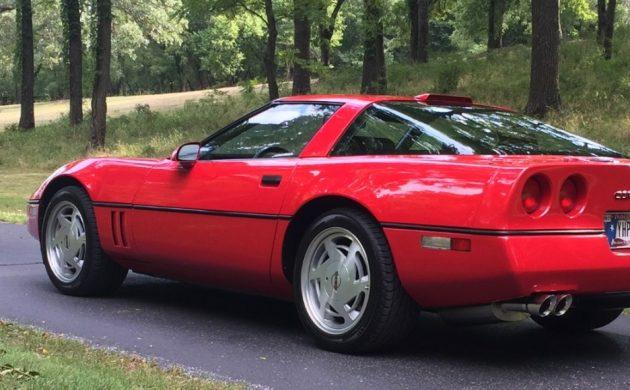 FX3 Suspension: 1989 Chevrolet Corvette Z51