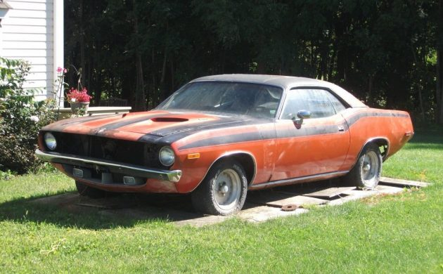 Family Ownership: 1972 Plymouth 'Cuda