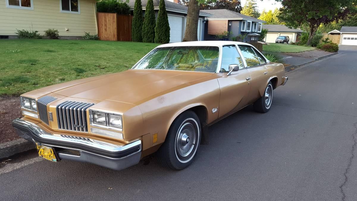 Future Classic: 1977 Oldsmobile Cutlass