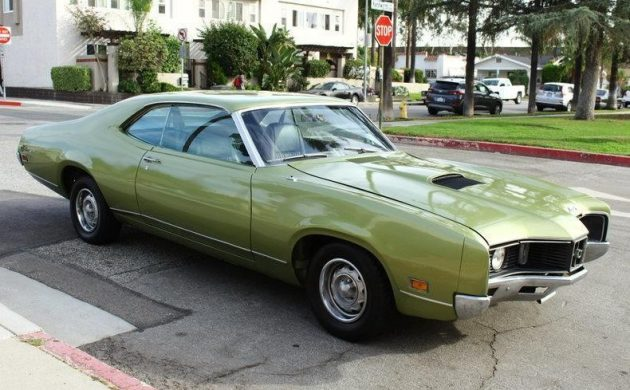Extremely Honest: 1970 Mercury Cyclone GT