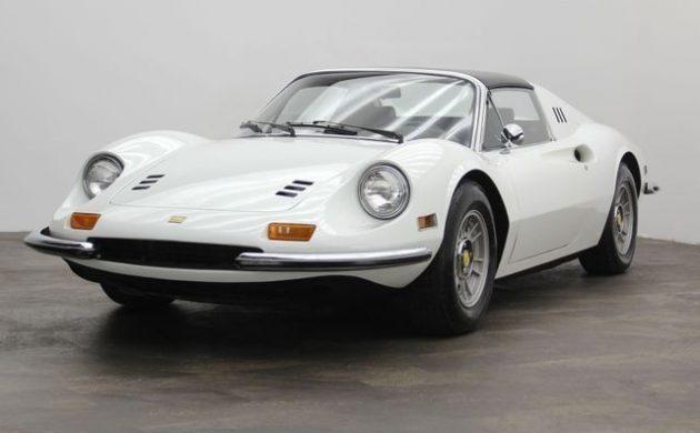 Commission Prize: 1973 Ferrari Dino