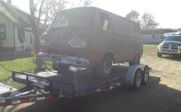 Red Carpet Treatment: 1964 Ford Econoline