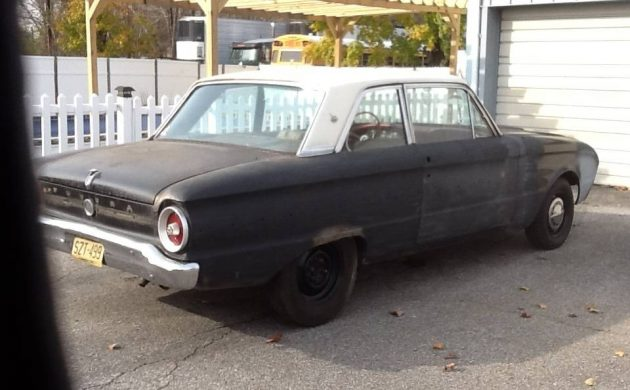 Factory 4-Speed: 1963 Ford Falcon