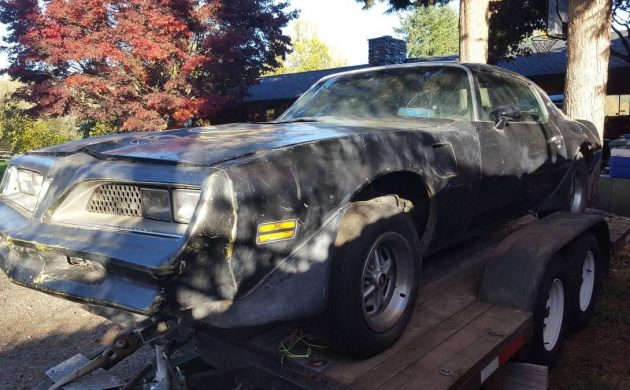 Rockford And The Bandit? Two Firebirds, One Price!