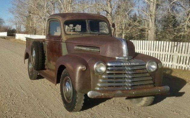 First Year Survivor: 1946 Mercury Pickup