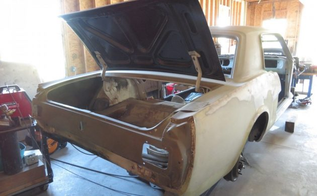 Piles Of New Parts Included: 1965 Ford Mustang