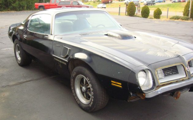 455/4-speed: 1975 Pontiac Trans Am WS6