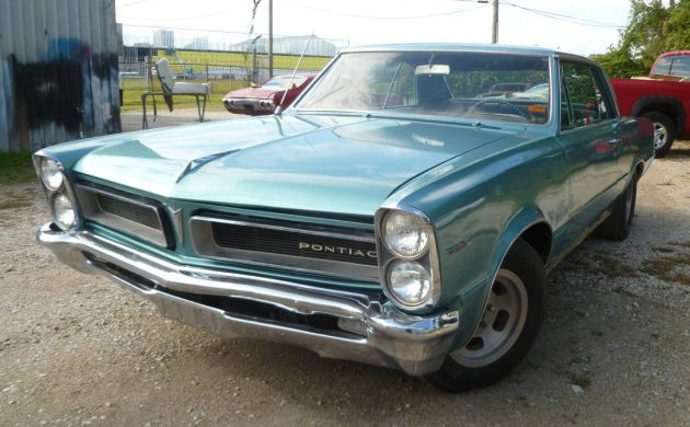 Fresh Paint: 1965 Pontiac LeMans