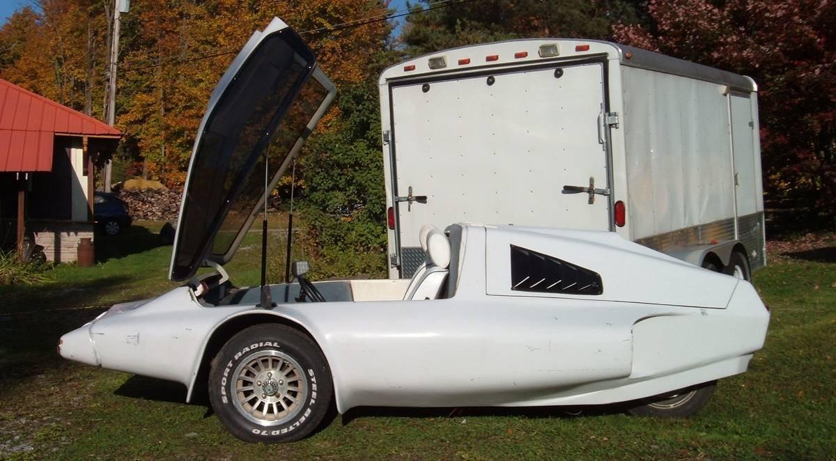 Can Am Car >> Gold Wing Inside: Tri-Magnum 3 Wheeler