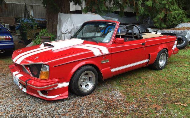 Custom Swede: 1980 Volvo 242DL