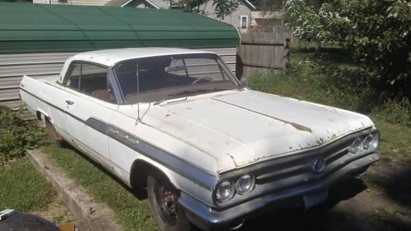 Viable Restoration: 1963 Buick Wildcat
