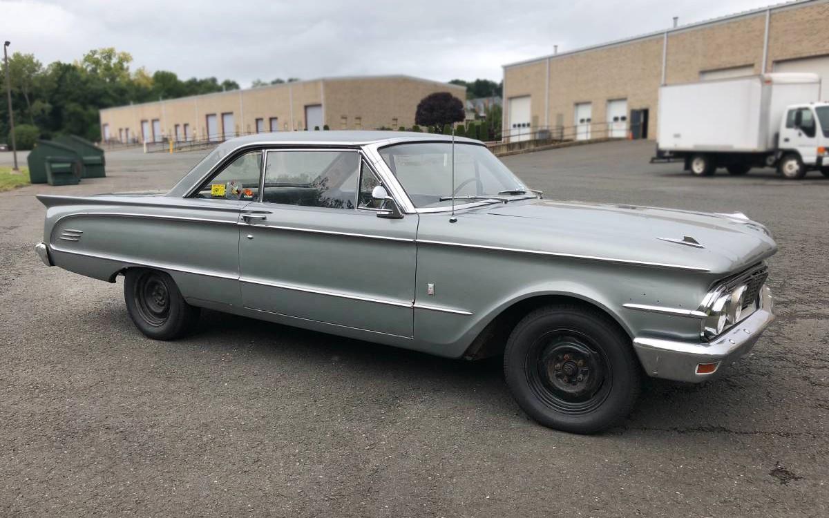 Old Chevy Cars >> 302 V8 Swap Bargain? 1963 Mercury Comet