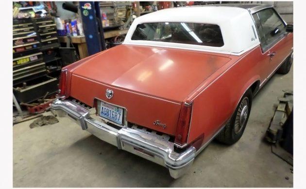 $650 Luxury: 1979 Cadillac Eldorado Biarritz