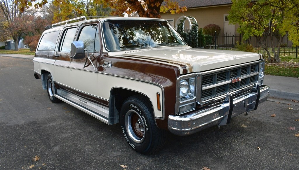 Family Owned 1979 Gmc Suburban Sierra Classic