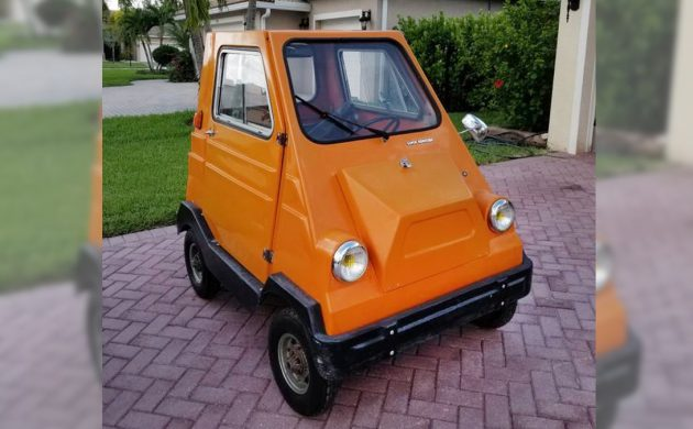 Micro Cars For Sale >> Micro Car For Sale Barn Finds