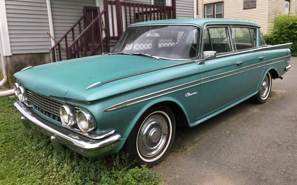 How To Buff A Car >> $4,500 or Offer: 1961 Rambler Classic Custom