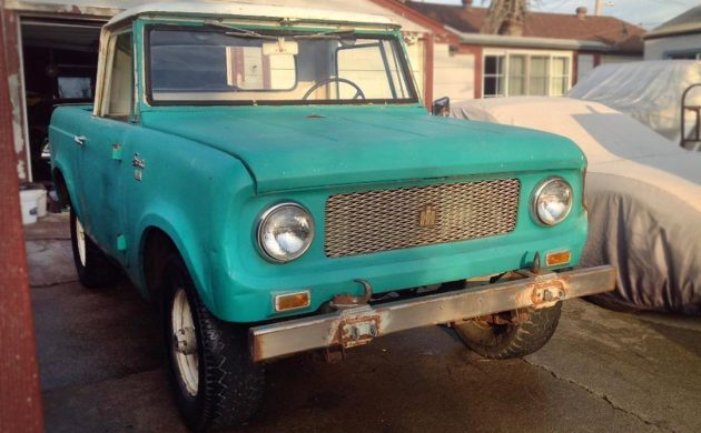 56 Years Young 1962 International Harvester Scout