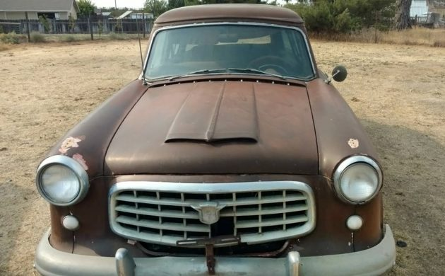 $1,600 or Offer! 1955 Nash Rambler Cross Country