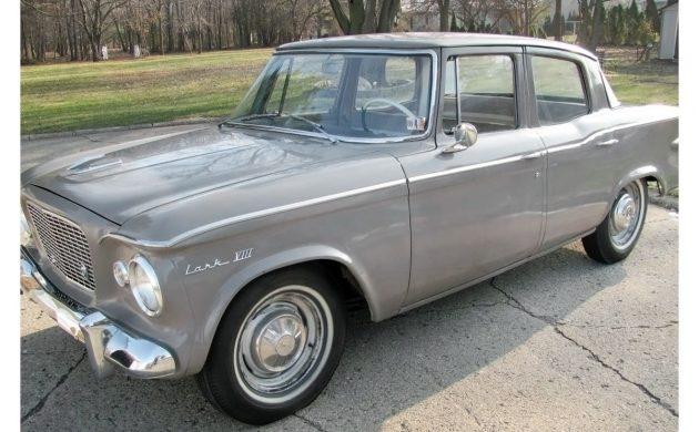 Estate V8 1961 Studebaker Lark Deluxe VIII