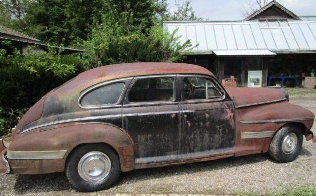 $1,000 Running Classic: 1941 Oldsmobile Sedan