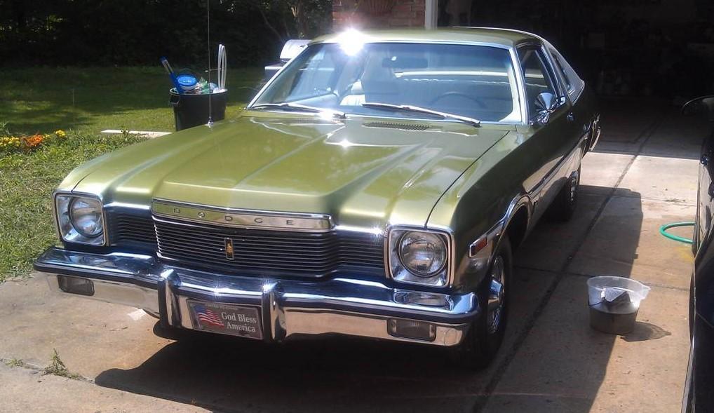 Snow Tires For Sale >> Only 6K Miles: 1976 Dodge Aspen Custom