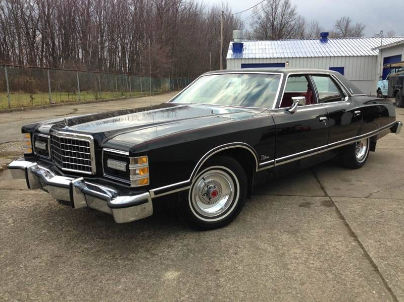 Still Big 1978 Ford Ltd Landau