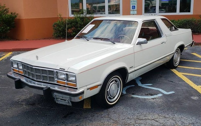 Ford Maverick For Sale >> Only 19K Miles: 1979 Ford Fairmont Futura