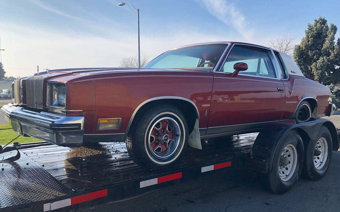 One Owner Find 1979 Oldsmobile Cutlass Supreme