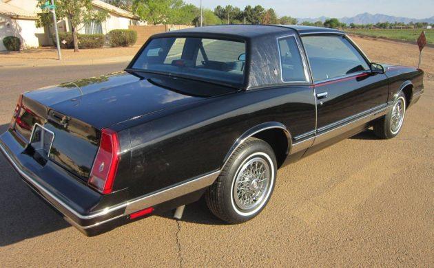 88 Monte Carlo >> Amazingly Low 12k Miles 1988 Chevrolet Monte Carlo Ls
