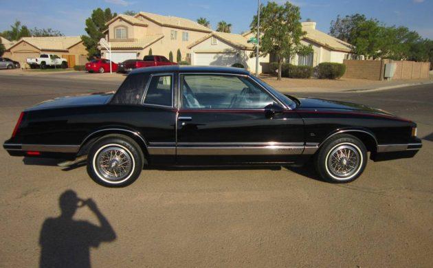 Amazingly Low 12K Miles: 1988 Chevrolet Monte Carlo LS