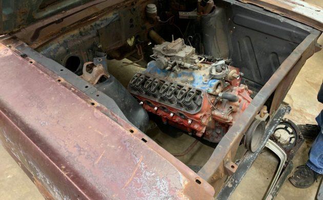 Hipo K Code: 1966 Ford Mustang