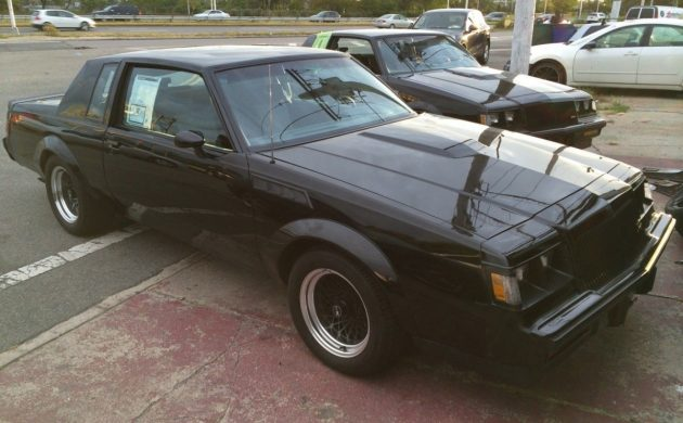 88 Genuine Miles 1987 Buick Grand National Gnx