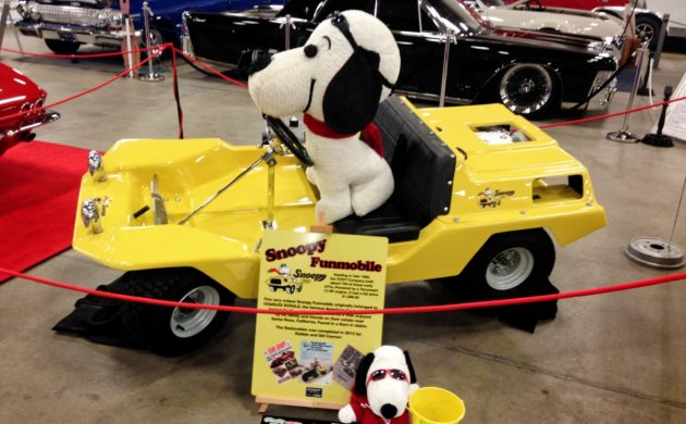 The Next Chapter For The Snoopy Funmobile!