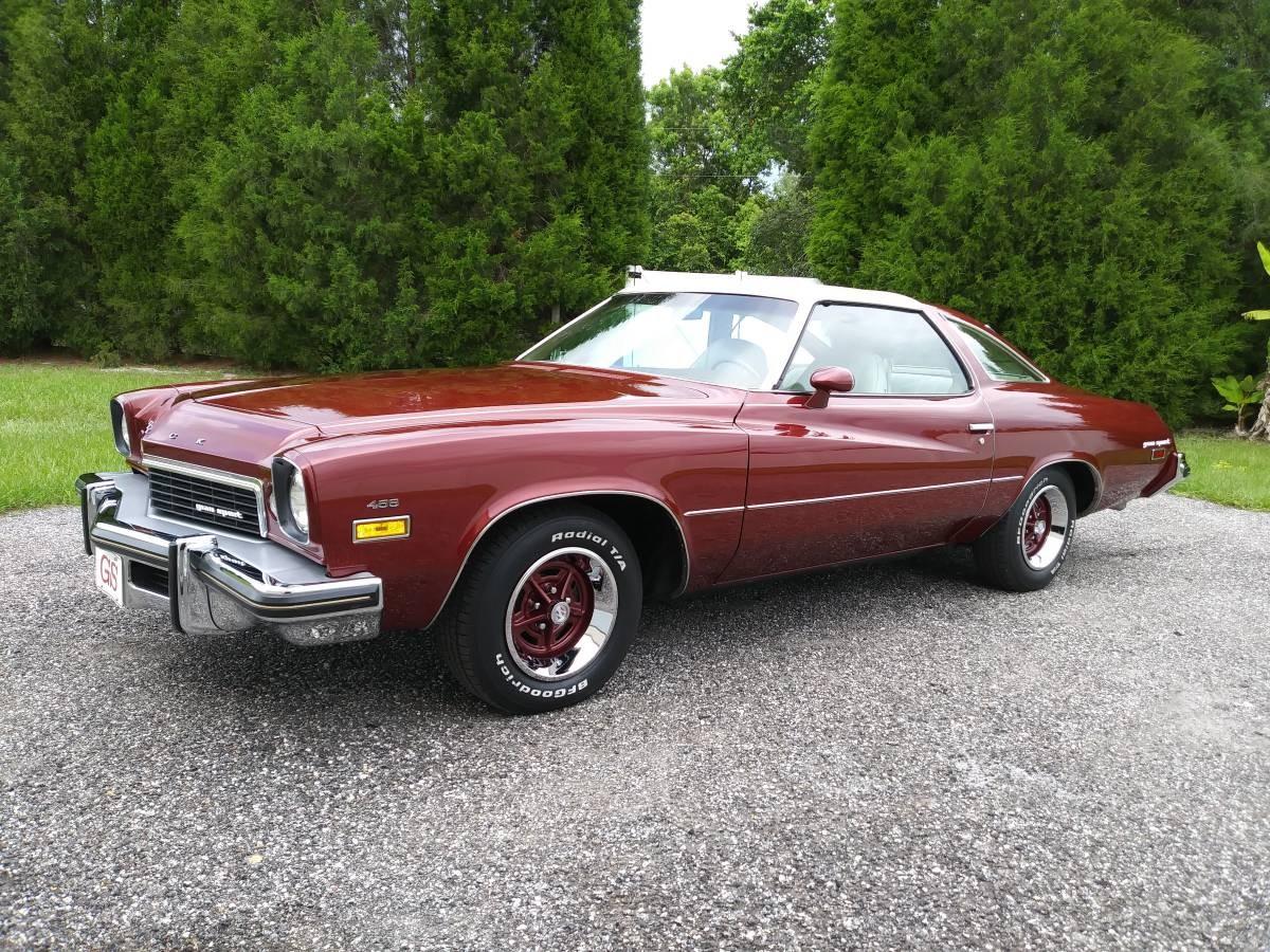 1 Of 579 1974 Buick Gran Sport