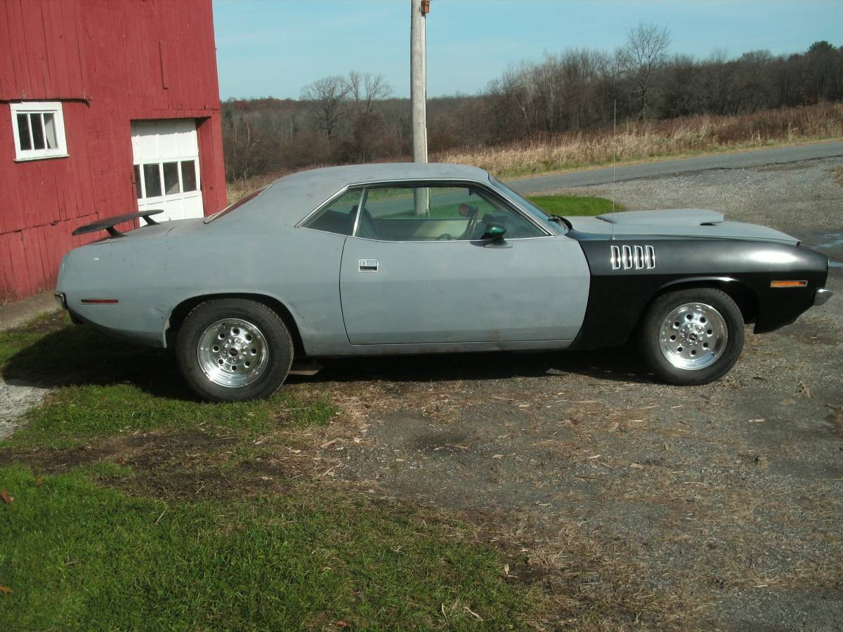 It's All There: 1971 Plymouth Barracuda Gran Coupe