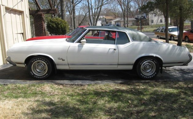 442 by stealth 1971 oldsmobile cutlass sx