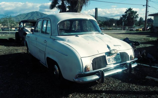 Make Mine A Gordini 1963 Renault Dauphine