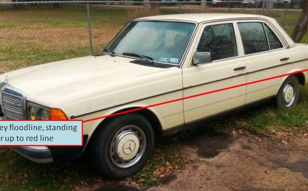 Reader Ad 1980 Mercedes Benz 240d