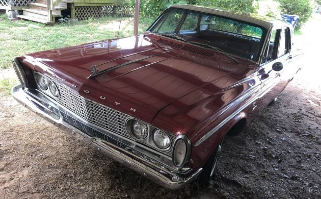 Factory 383 1963 Plymouth Fury