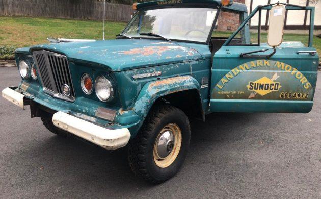 Service Station Survivor: 1969 Jeep Gladiator J3000