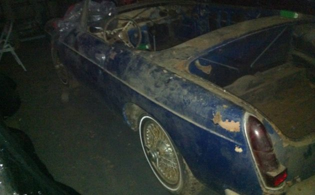 Parts Car Only? 1964 MGB