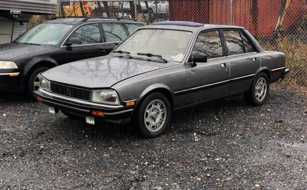 3 Series Alternative 1985 Peugeot 505 Sti