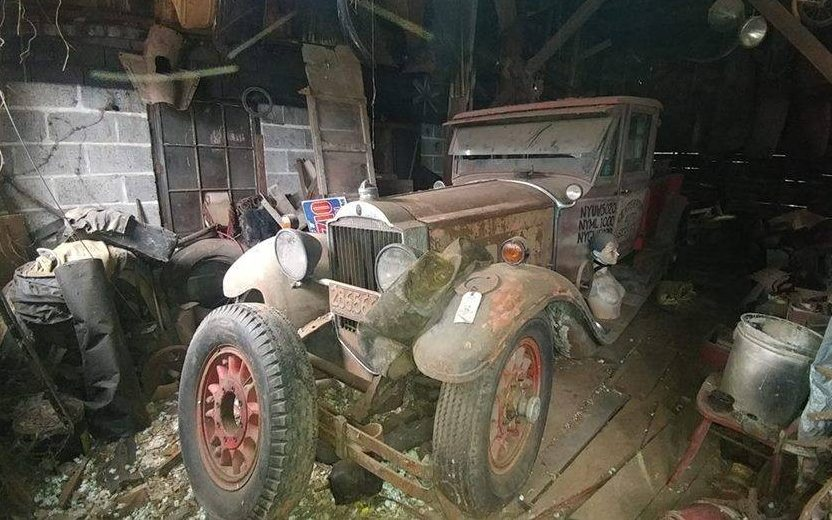 From Limousine To Wrecker: 1929 Packard 645
