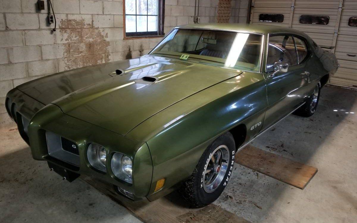 One-Owner 65K Mile Original? 1970 Pontiac GTO