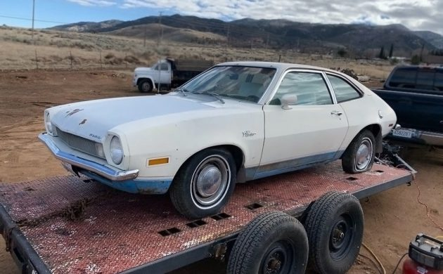 sprint decor option  ford pinto runabout