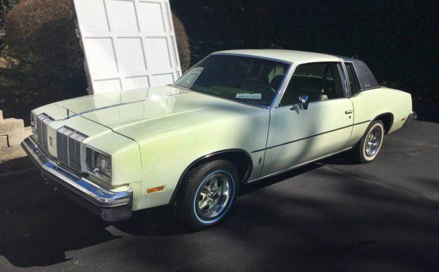 Oldsmobile Cutlass For Sale - Barn Finds