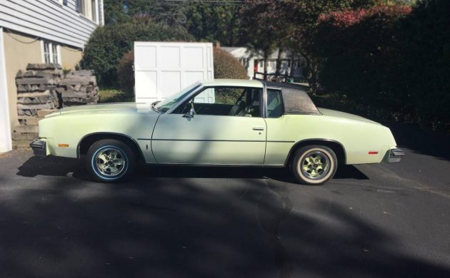 18,512 Miles! 1979 Olds Cutlass Supreme